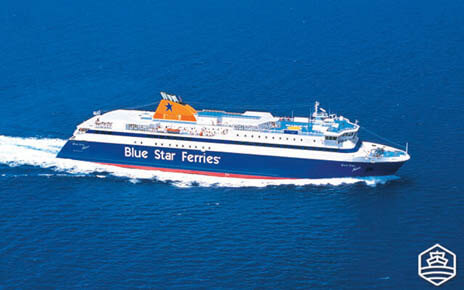 Blue Star Ferries 1