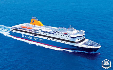 Blue Star Ferries 3