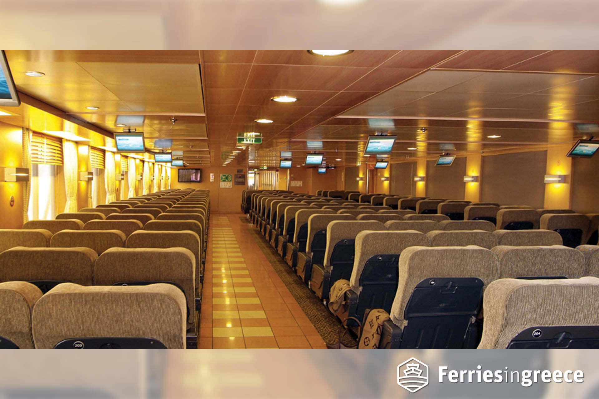 Blue Star Ferries: Ferry boat tickets, Reviews, Photos, Boats