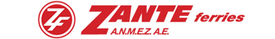 ZANTE FERRIES small logo
