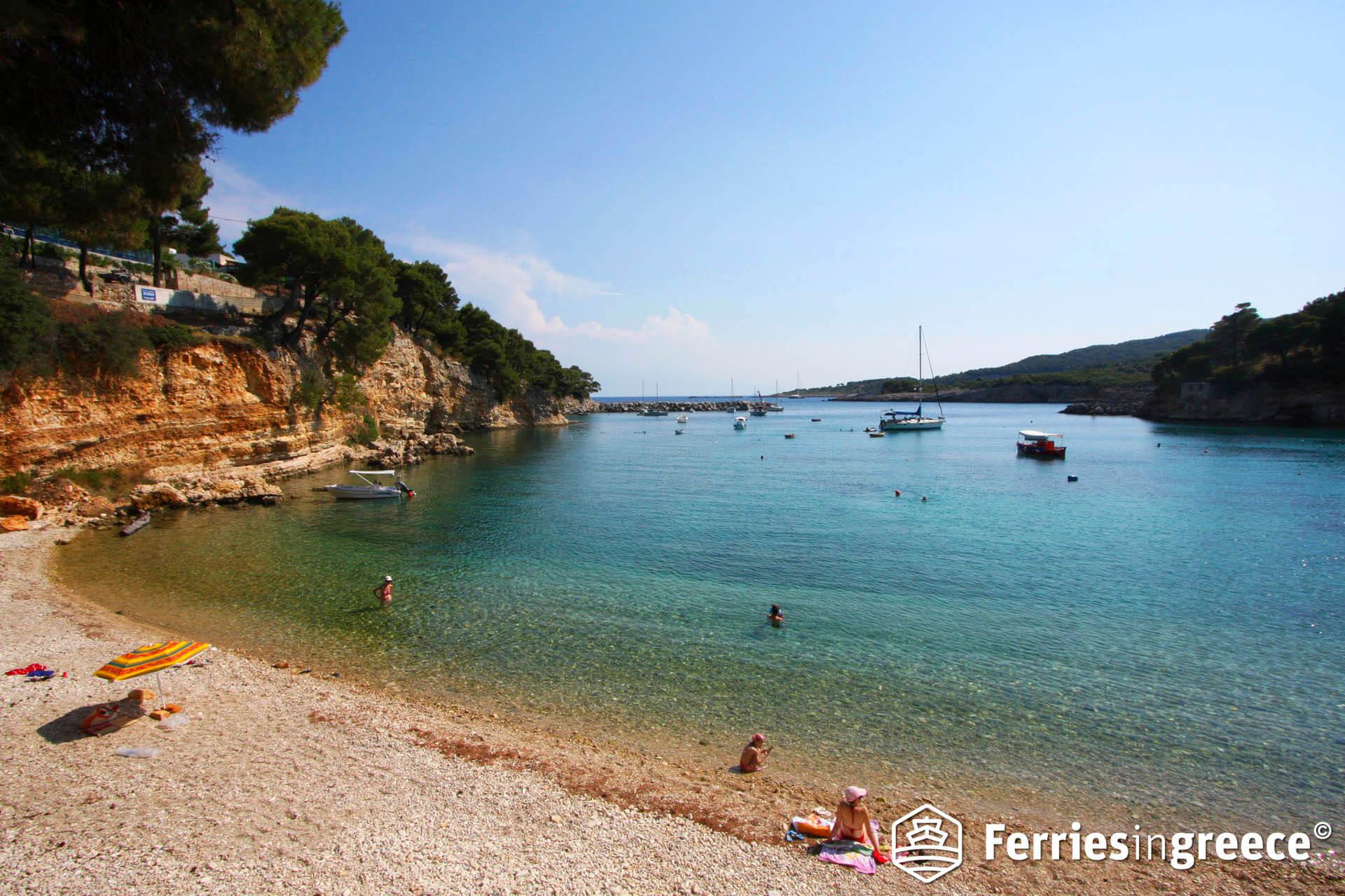 Buchen Sie Ihre Fähren nach Alonissos - Ferriesingreece.com