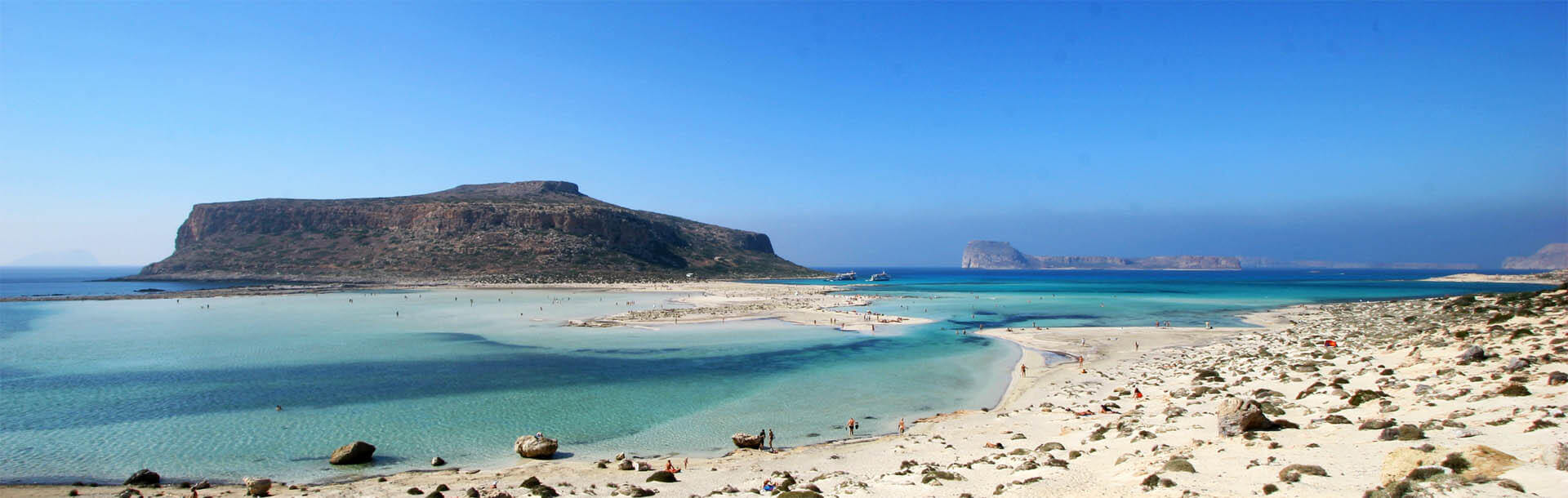 Ferry to Chania