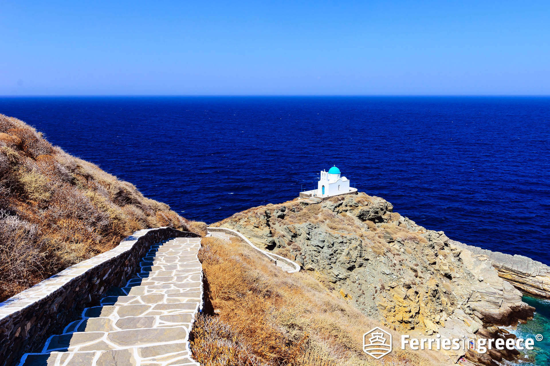 Ferry to Sifnos Ferriesingreececom