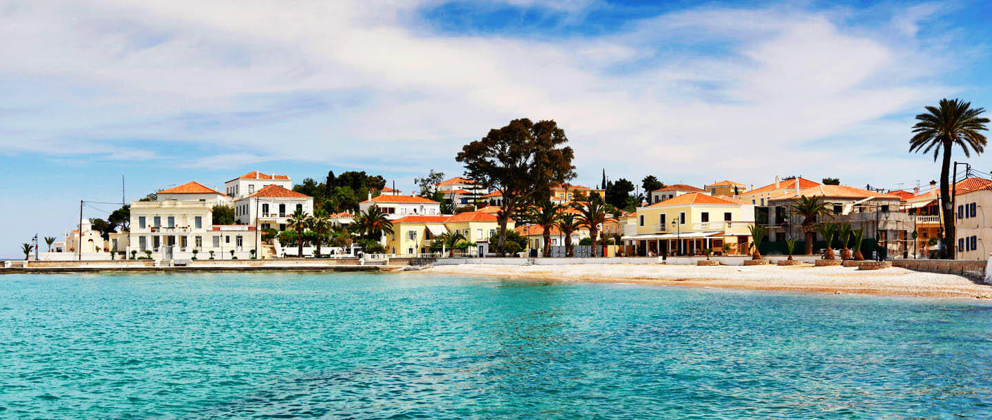 Ferry to Spetses