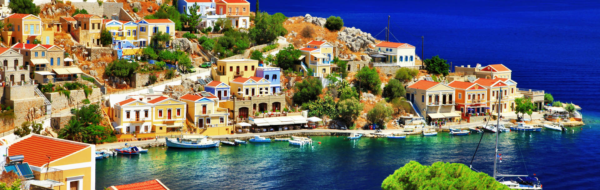 Ferry to Symi