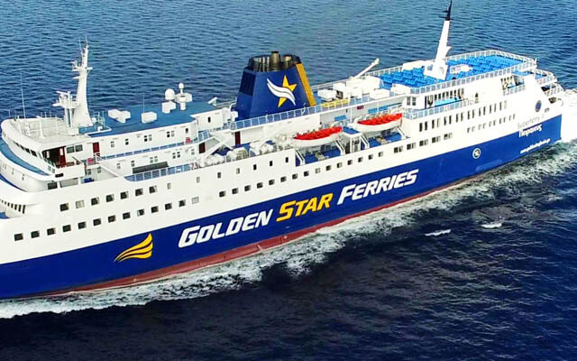Golden Star purchased new ferry
