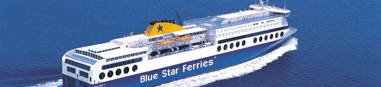 Blue Star Ferries Blue Star 1