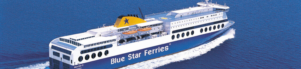 Blue Star Ferries Blue Star 2