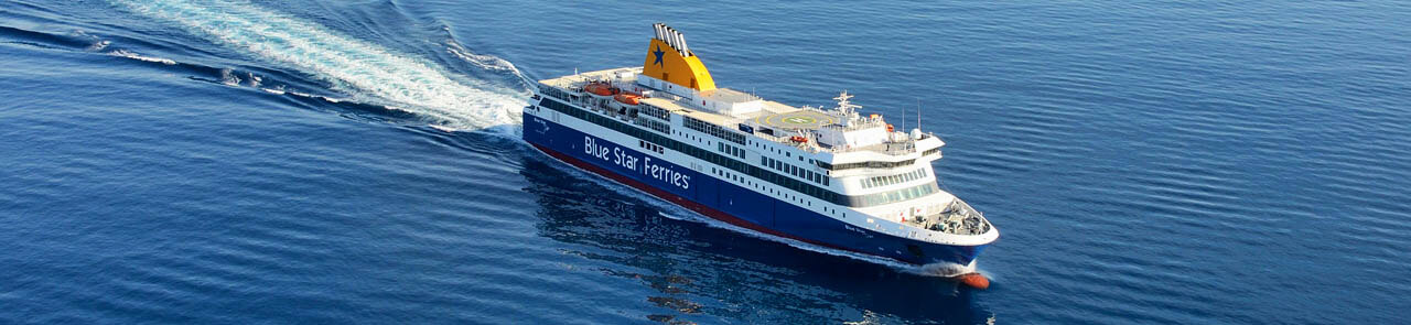 Blue Star Ferries Blue Star Delos
