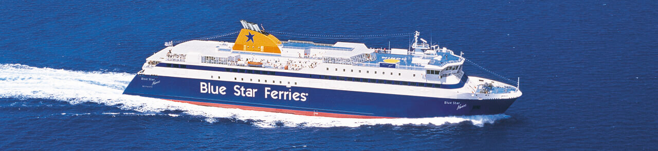 Blue Star Ferries Blue Star Naxos