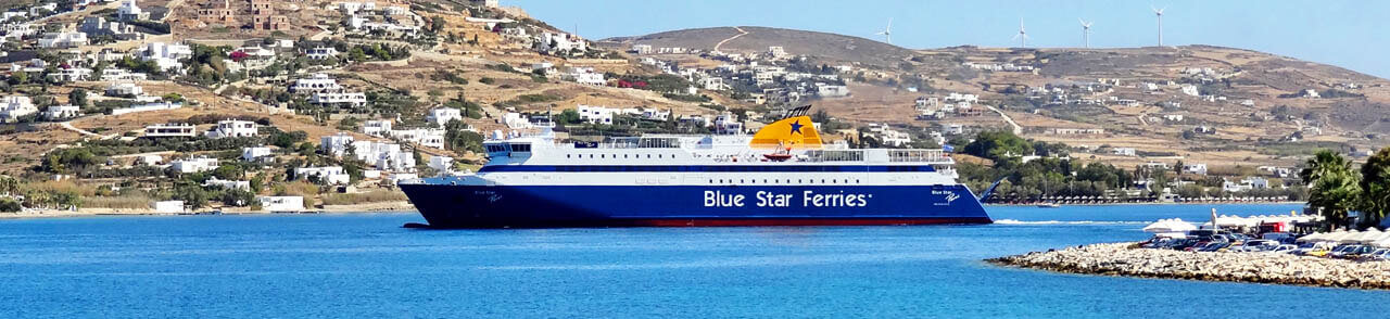 Blue Star Ferries Blue Star Paros