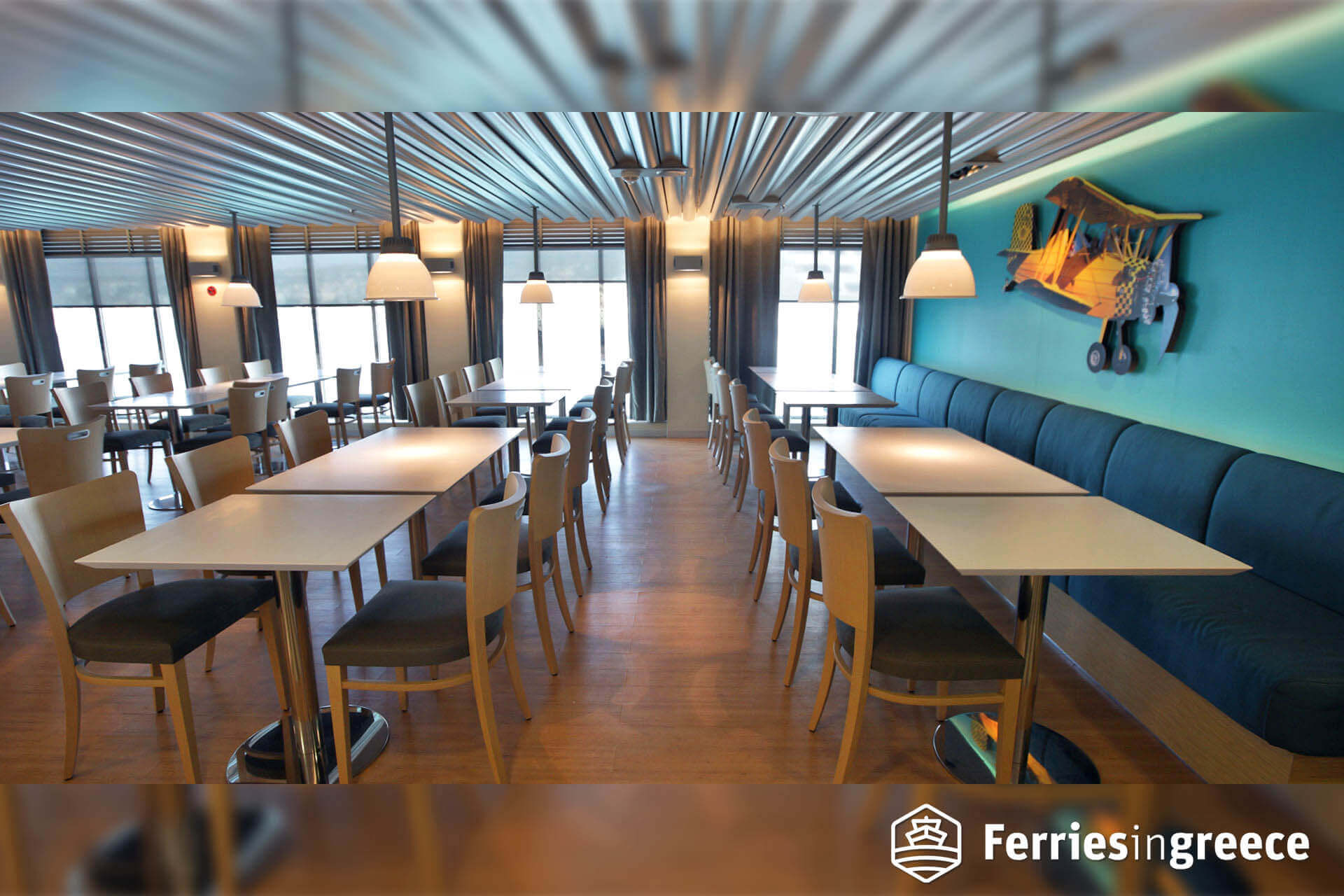 Blue Star Ferries Greece Cabins