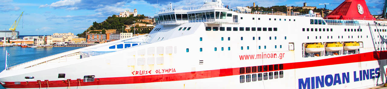 Minoan Lines Cruise Olympia