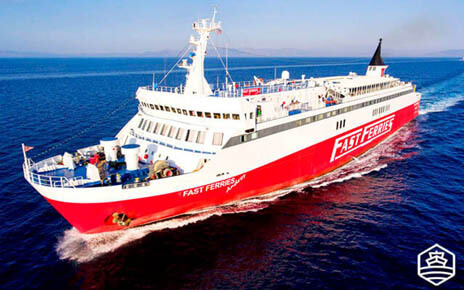 FAST FERRIES ANDROS 1