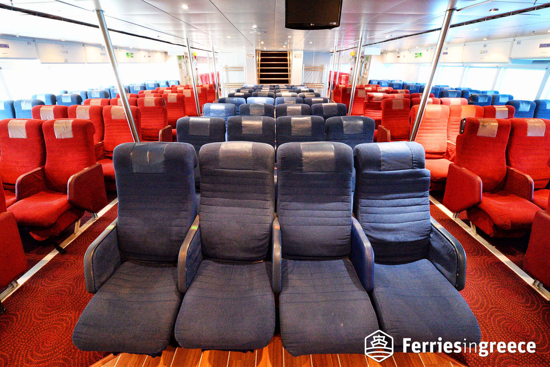 Flyingcat 4 ferry boat, tickets, reviews, photos and routes