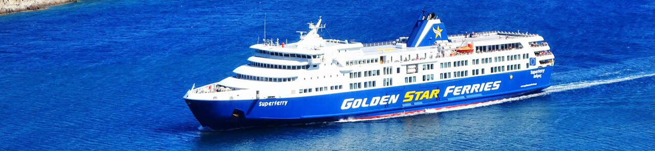 Golden Star Ferries Superferry