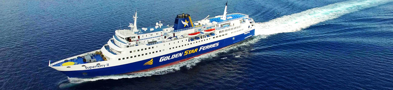 Golden Star Ferries Superferry Ii